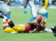 RG3 Doesn't Slide, Fumbles After Diving Forward: Redskins QB Calls It 'A Sucky Rule' (VIDEO)