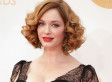 Christina Hendricks Emmy Dress 2013 Boldly Shows Off Her Famous Assets (PHOTOS)