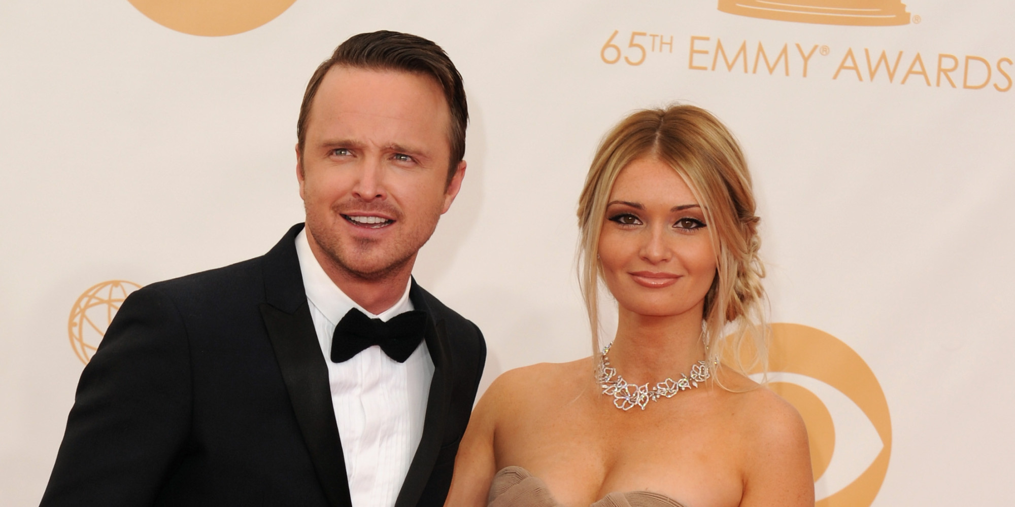 Aaron Paul And Wife La...