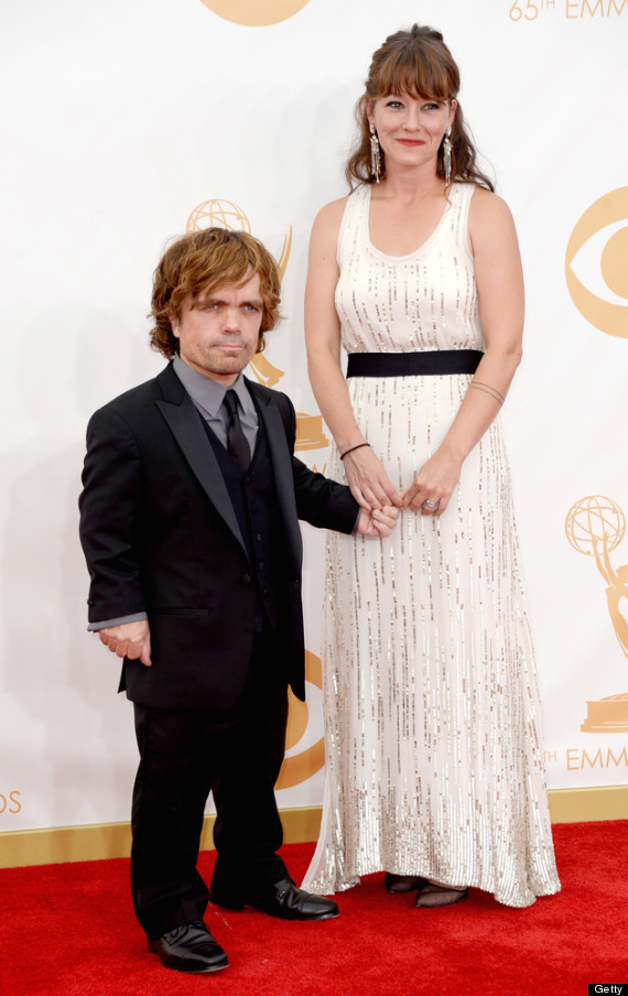 Peter Dinklage, Wife Erica Schmidt Pose Together On The ...