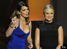 WATCH: Tina Fey And Amy Poehler Rock The Emmy Awards