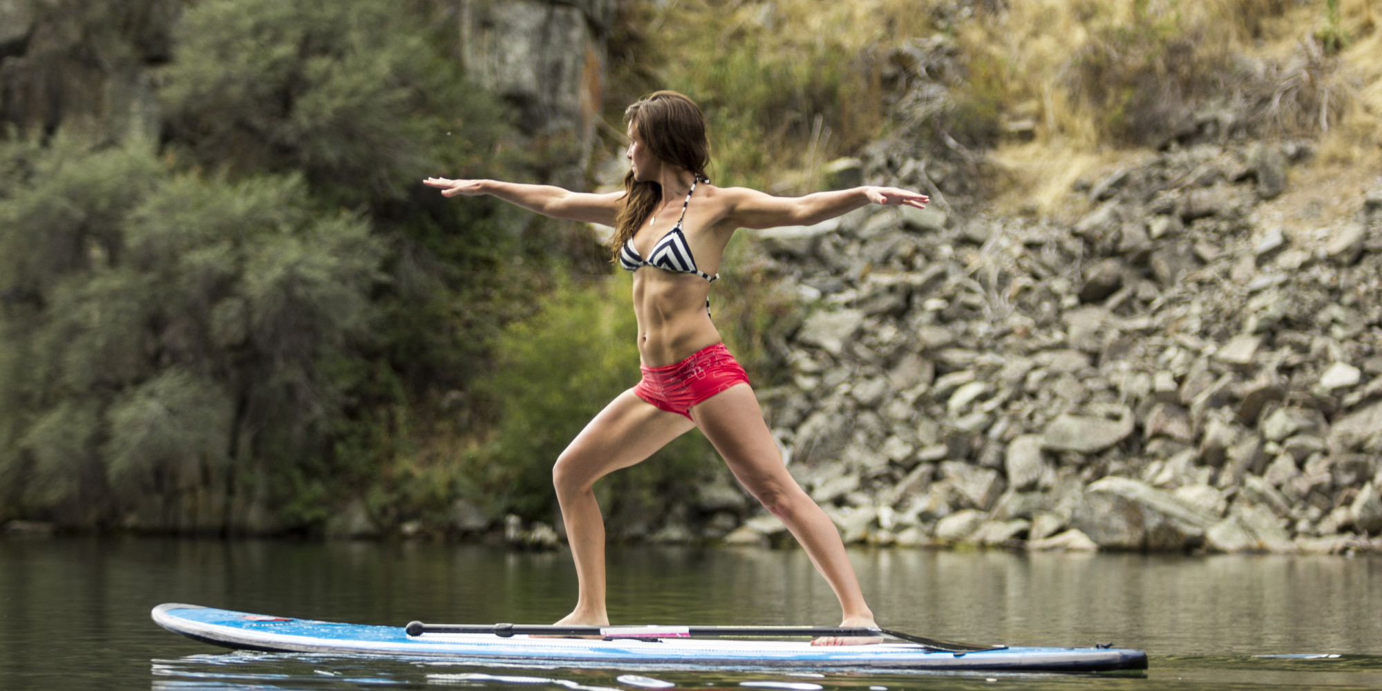 10 Reasons You Should Try Yoga On A Stand Up Paddleboard