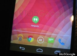 PICS: Leaks Suggest Flatter Design For Android 'KitKat'