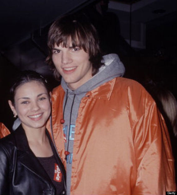 Mila Kunis and Ashton Kutcher Might Just Have the Sweetest Love Story Ever