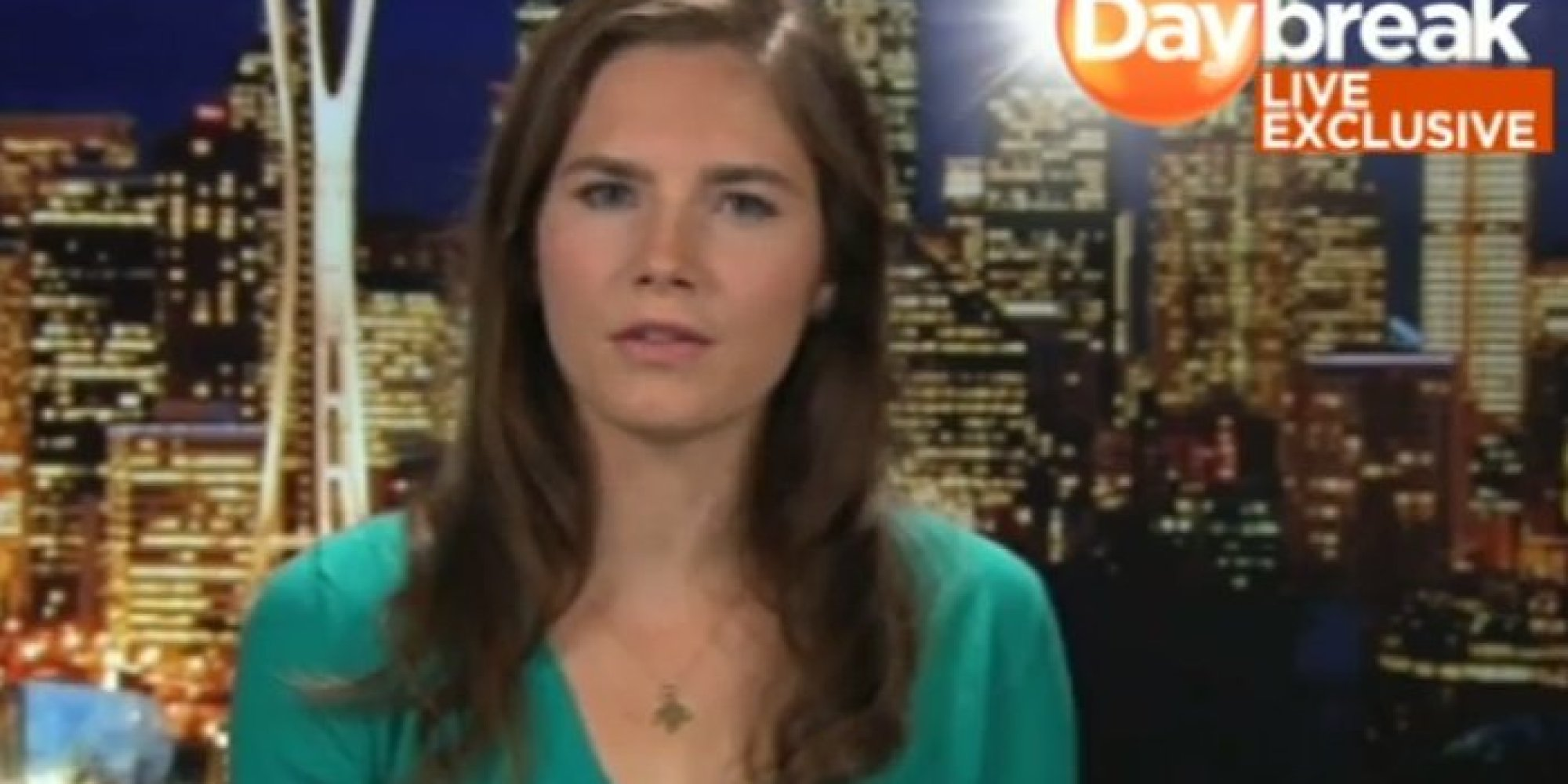 memo on amanda knox Amanda knox is making a new name for herself as a host with the new series, the scarlet letter reports the broadly show, which premiered on facebook watch wednesday, gives a platform to women who.