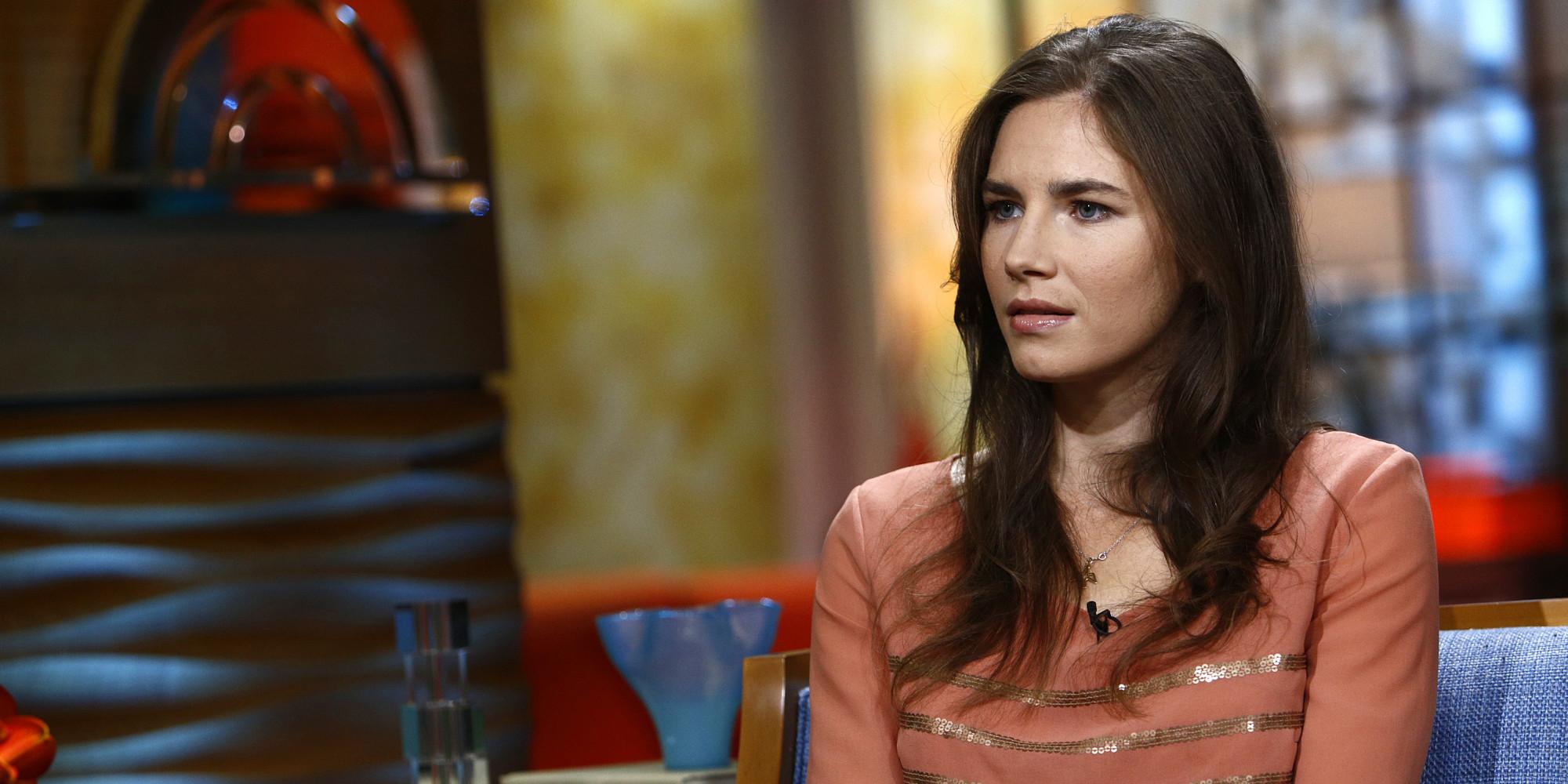 Amanda Knox ITV Daybreak Interview: 'I Have Plenty To Fear' In Italy ...