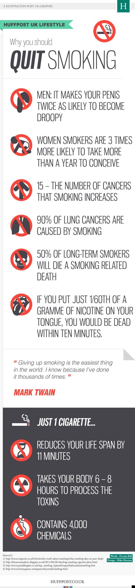 Hukanna reasons why you should quit smoking fucking hot