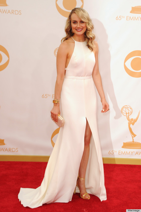 Emmys Best Dressed List The 2013 Award Show Saw Some