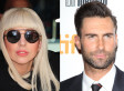 Adam Levine Sparks Twitter Feud With Lady Gaga