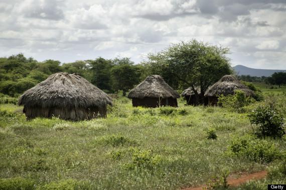 kenya huts