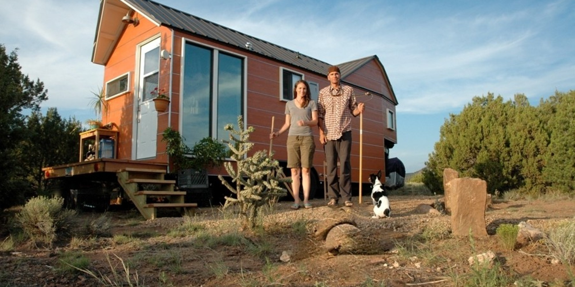 6 Tiny Homes That Would Be Perfect Starter Houses For