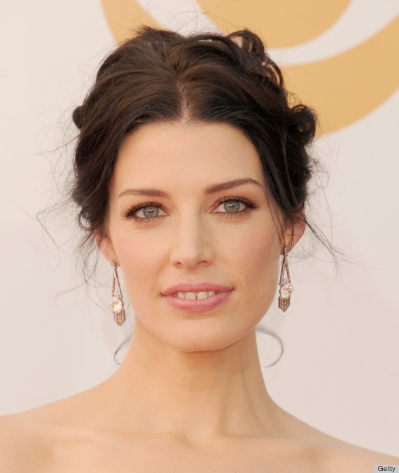 jessica pare emmy beauty 2013