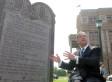 10 Commandments Monument Toppled In Washington