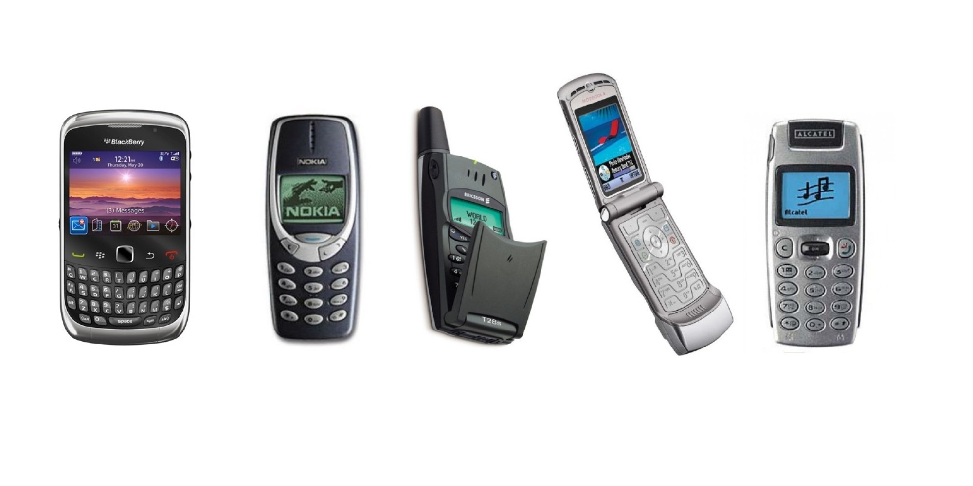 Nokia clapet