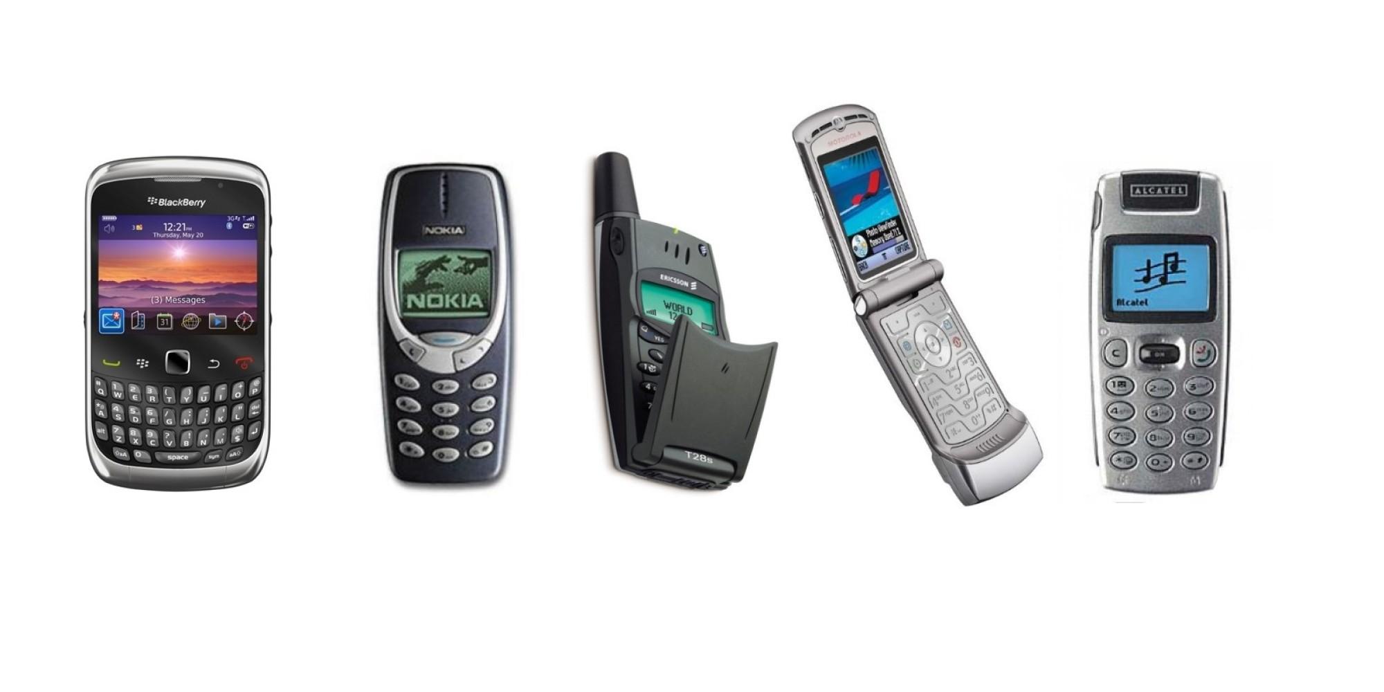 BlackBerry, Nokia, Motorola, Ericsson, Alcatel... La fin d'une époque