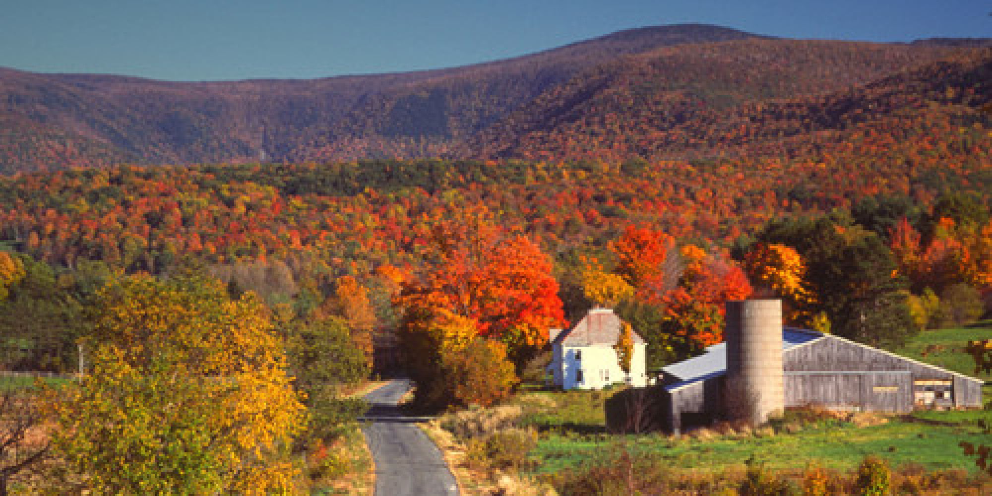 Where To See New England 39 S Best Fall Foliage Viator
