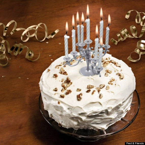Freds Cake Candelabra Is On Our Birthday List Photo Huffpost