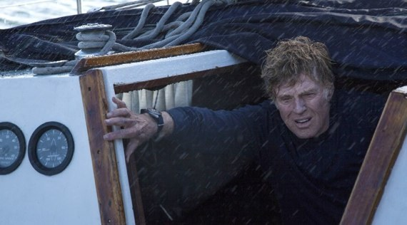 all is lost robert redford