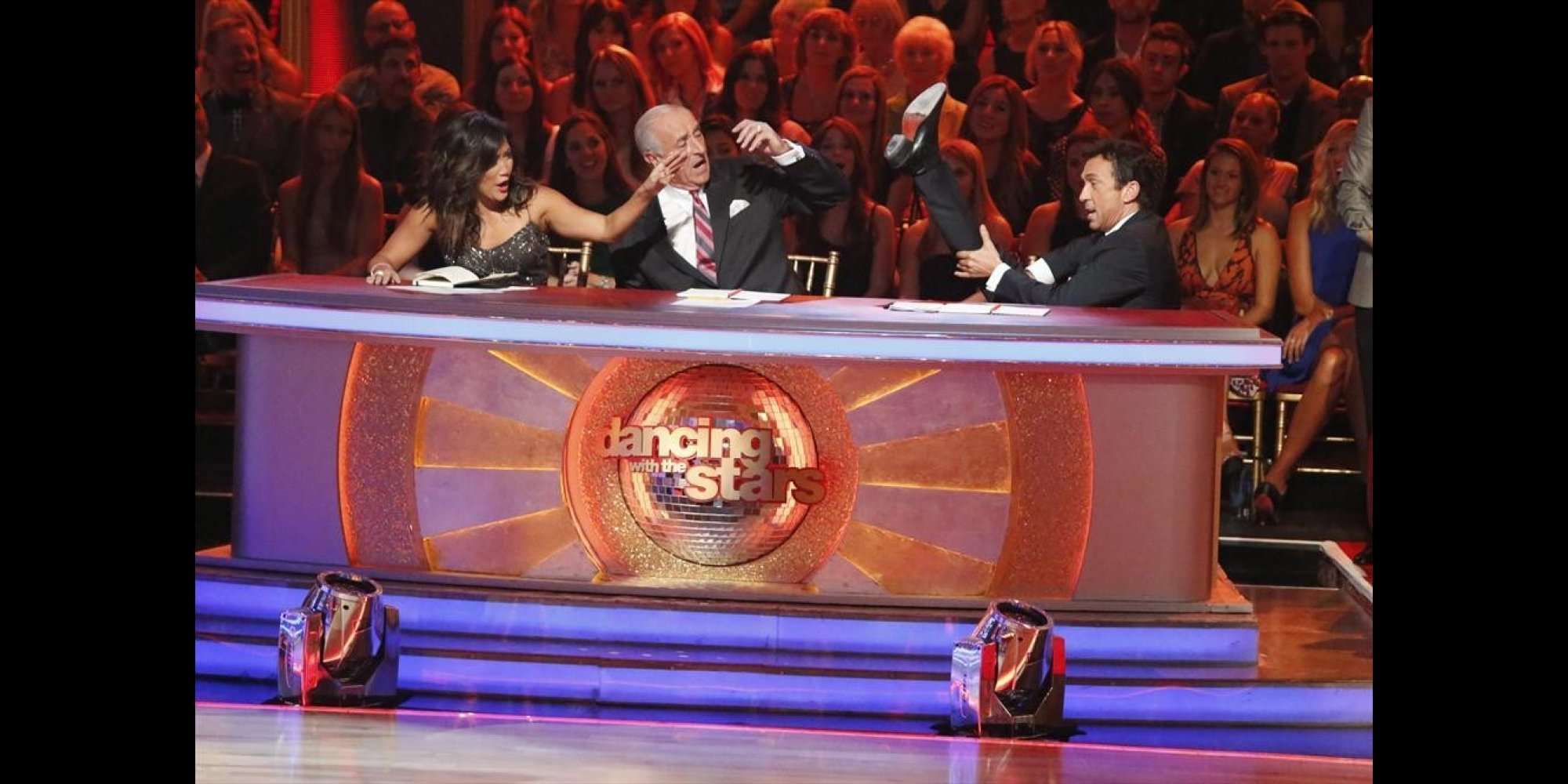 'DWTS' Results: Keyshawn Johnson Eliminated In Week 2 Of ...