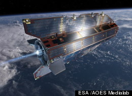 Fiery Doom Foreseen For Earth-Skimming Satellite