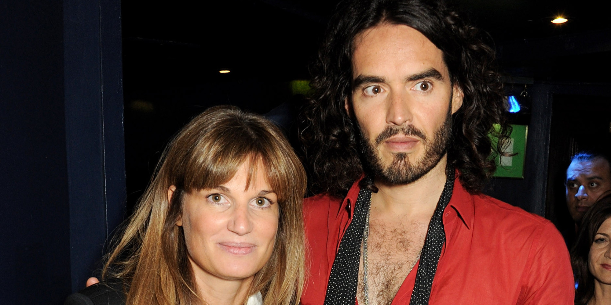 from Preston who is russell brand dating december 2013