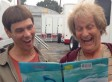 Here's Jim Carrey & Jeff Daniels On The Set Of 'Dumb And Dumber To' (PHOTO)