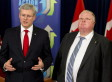 Do Rob Ford's Photos With Harper Prove Alleged Crack Tape Scandal Is Behind Him?