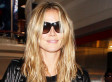 Heidi Klum's Camo Outfit A Major Fall Fashion Fail (PHOTOS)