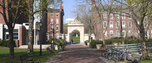 BROWN UNIVERSITY CAMPUS