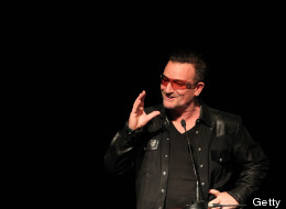 Bono's Bill Clinton Impression Is A Must-See