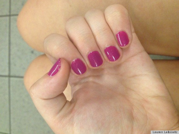 Salon manicures can you really do them yourself huffpost the diy experience solutioingenieria Gallery