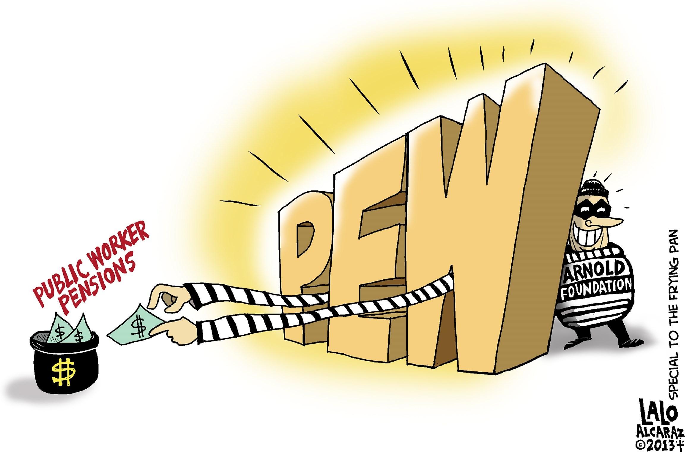 pew trusts arnold foundation