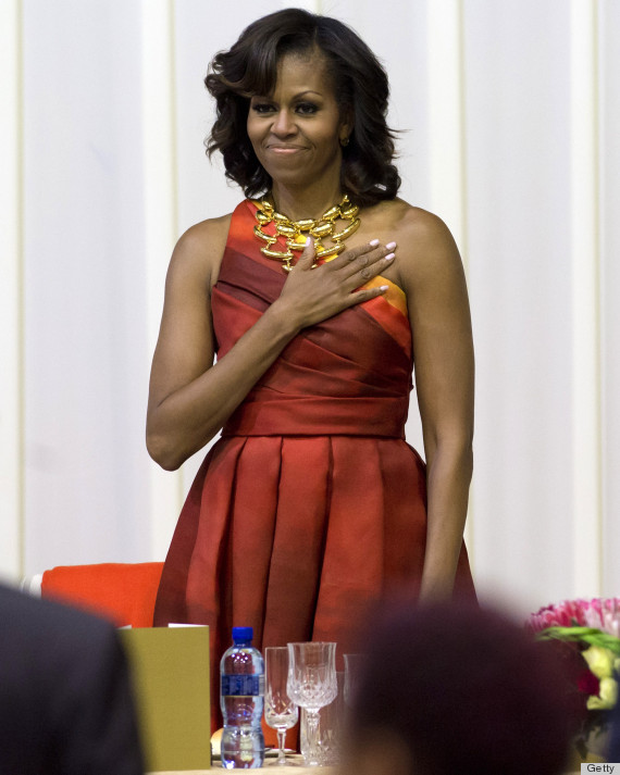 Even politicians in washington wonder about celebrity hair huffpost michelle obama hair pmusecretfo Images