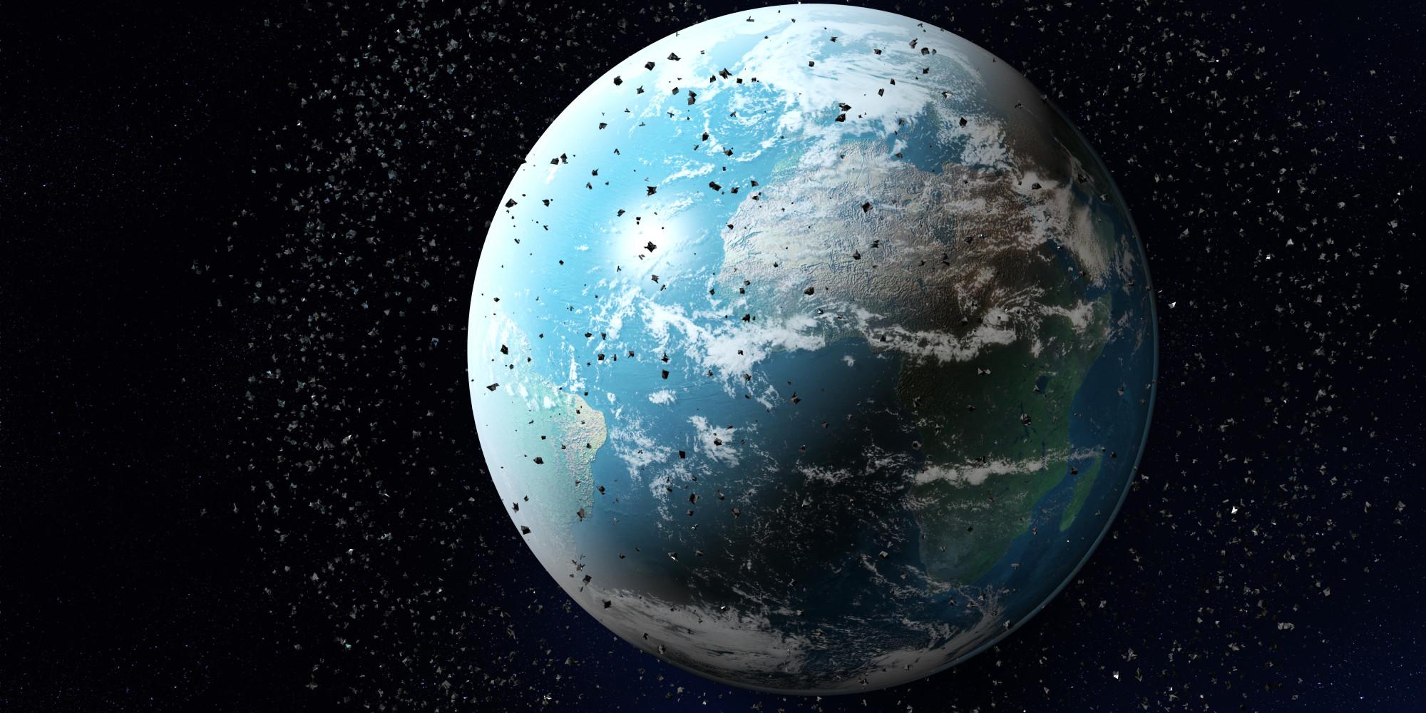 space junk expert donald kessler we re polluting space