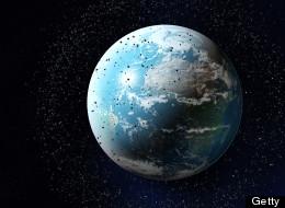 WATCH: Scientist Offers Surprising Fix For Space Junk Problem