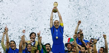 italy world cup victory