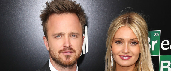 Aaron Paul Marriage