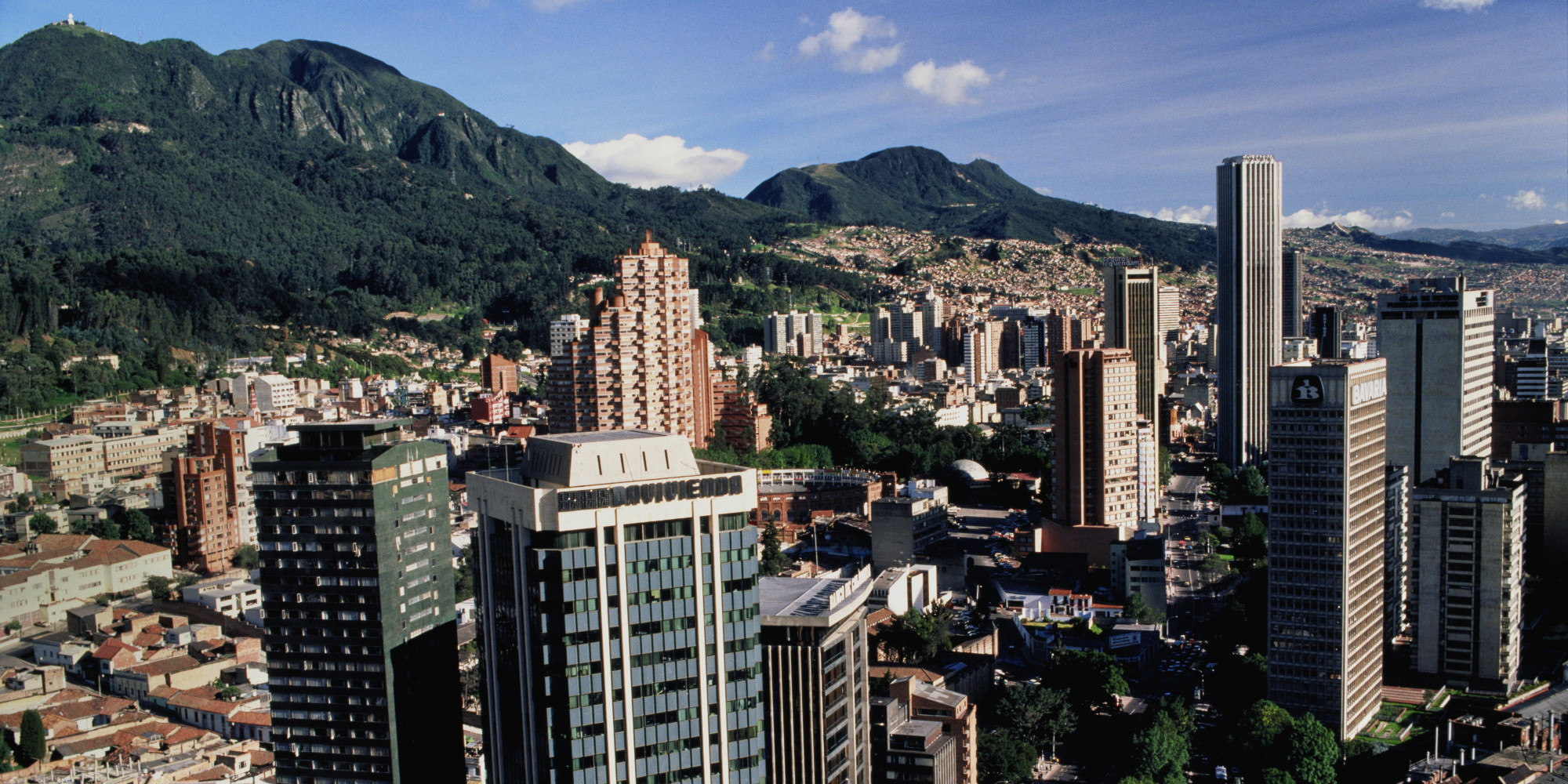 Bogota Colombia  city photos gallery : Bogotá, Colombia Is Transforming Into South America's Tech Hub
