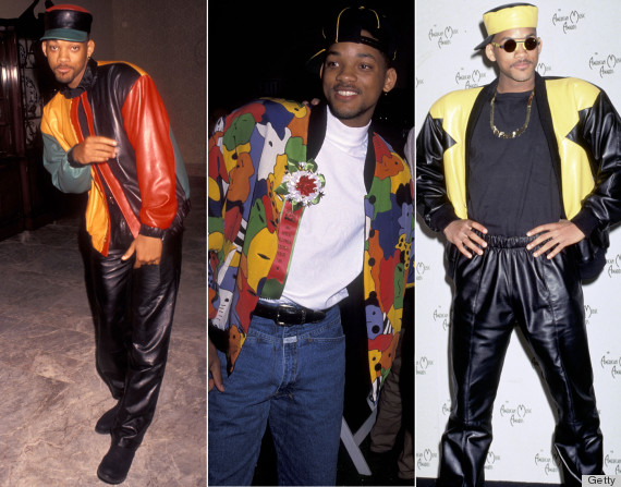 Will Smith u0026#39;The Fresh Princeu0026#39; Of Fashion Turns 45 | HuffPost