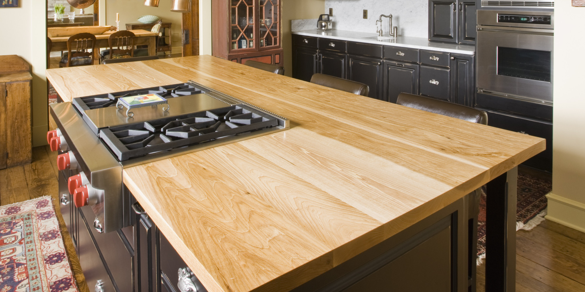 5 Unique Kitchen Islands To Consider Right Now Huffpost
