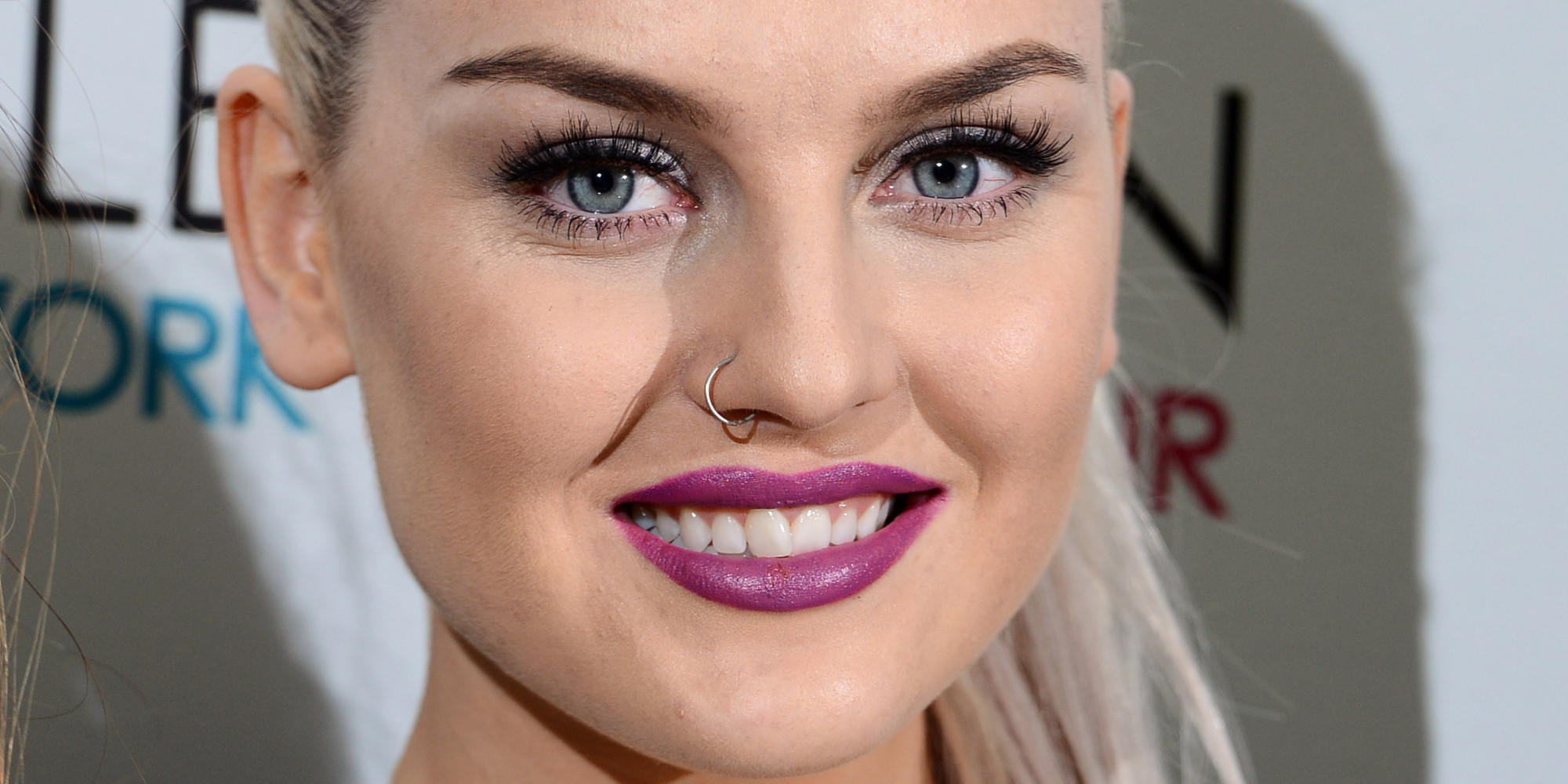 Perrie Edwards Discusses Wedding Dress And Make Up As