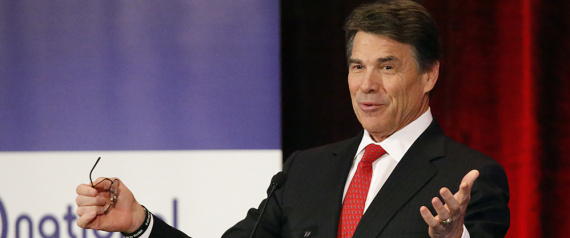 Rick Perry: Government Shutdown Over Obamacare Is 'Nonsensical'