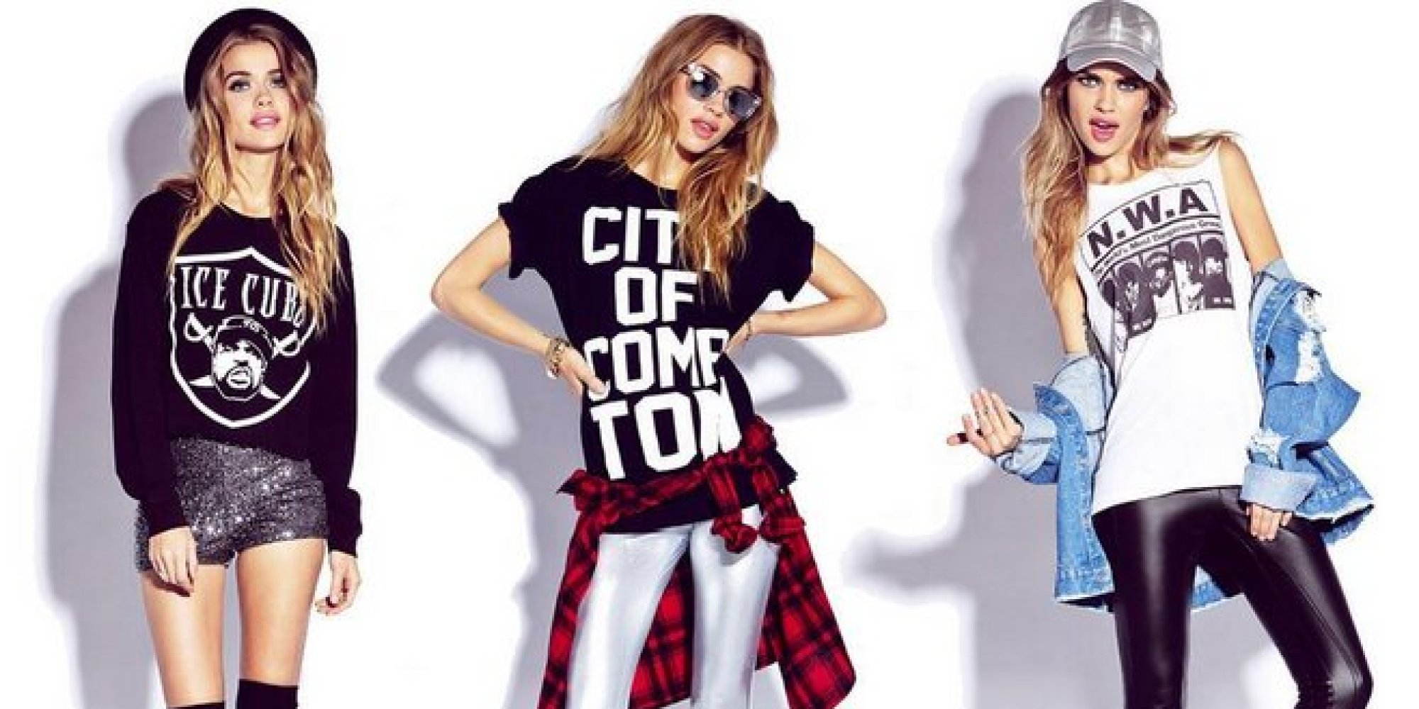 Forever 21 Apparently Has Pulled Its Controversial Compton