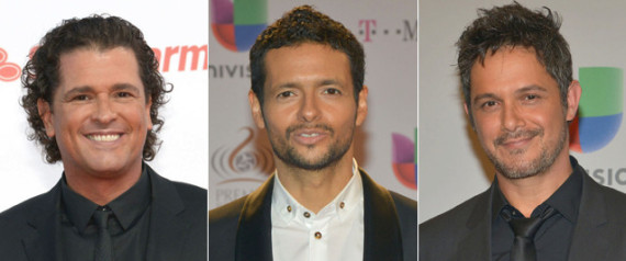 nominados latin grammy 2013
