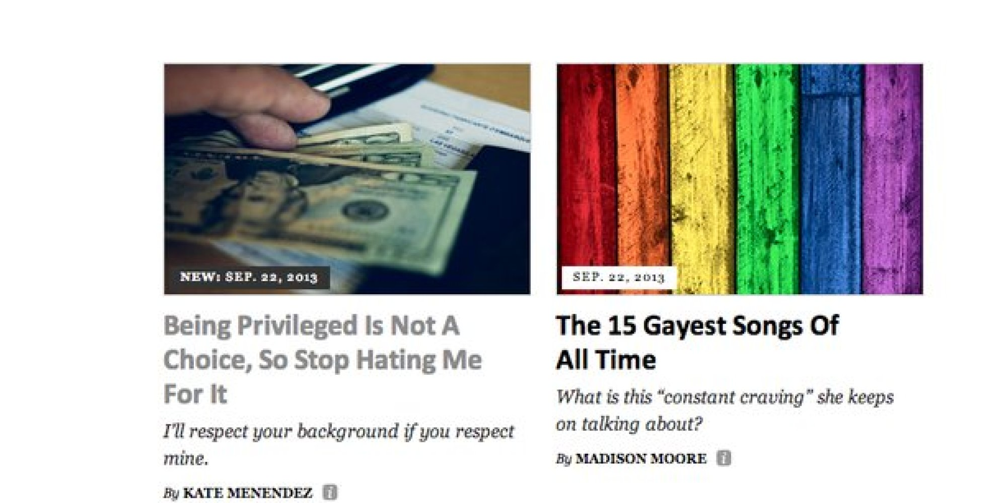Can You Tell The Difference Between Thought Catalog And The Onion?   Huffpost