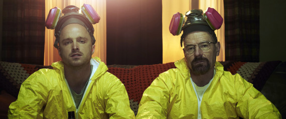 BREAKING BAD CHIMIE