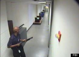 Navy Yard Shooting Photos, Video Of Aaron Alexis Released By FBI