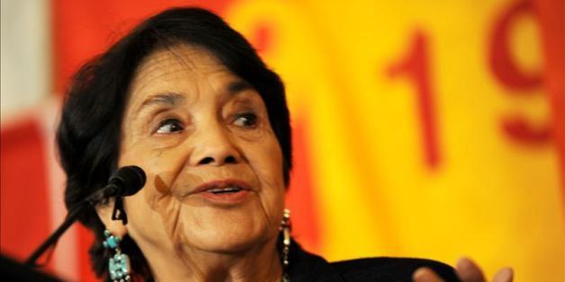 Dolores Huerta Says Latinos Have Long Road Ahead Despite