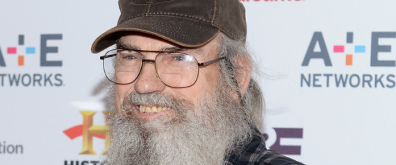 Duck Dynasty' Star Si Robertson's Beard Has Probably Never Been