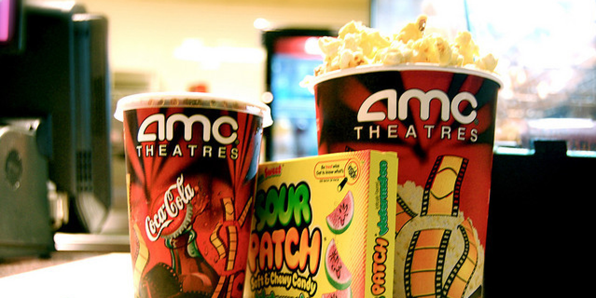 The best movie theater food in order photos huffpost for American cuisine movie